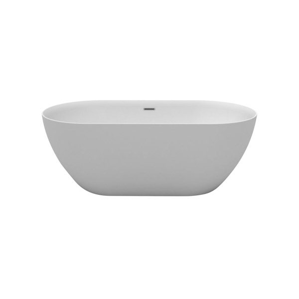 Positano 1600 Slimline Freestanding Bath