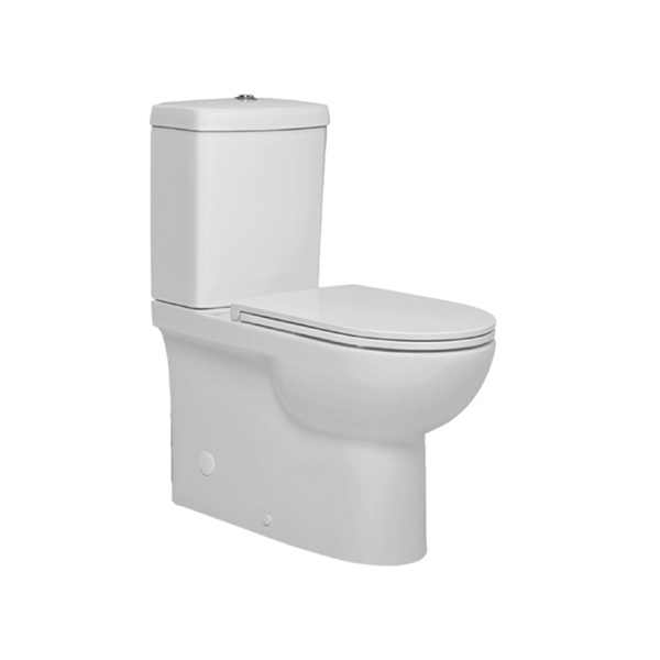 Johnson Suisse Life Back to Wall Toilet Suite